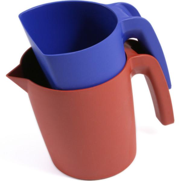 Messbecher detektierbar 1 Liter mit Gusslippe