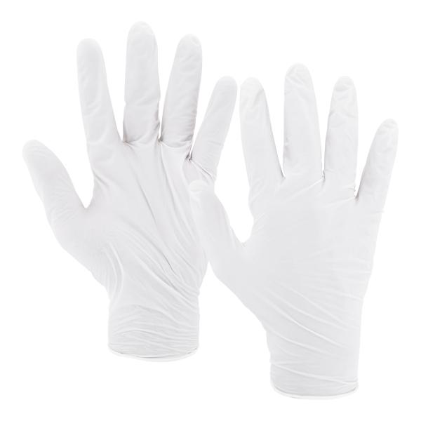 Ulith Nitril-Einweghandschuhe Typ30 puderfrei 100 Stück weiß