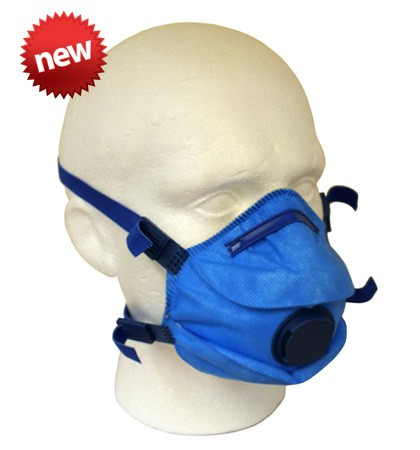 Detektierbare Schutzmasken FFP3 (5er Packung)