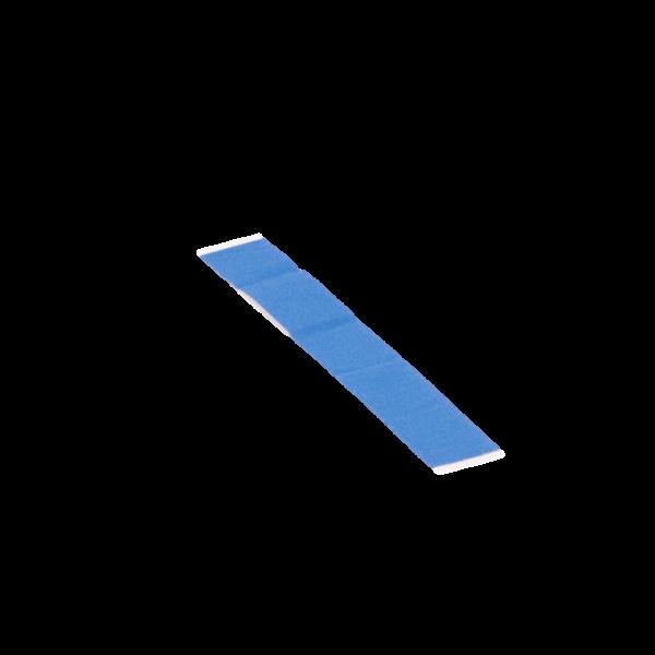 Weroplast PowerDetect Fingerpflaster aus Textil detektierbar - 50 Stück