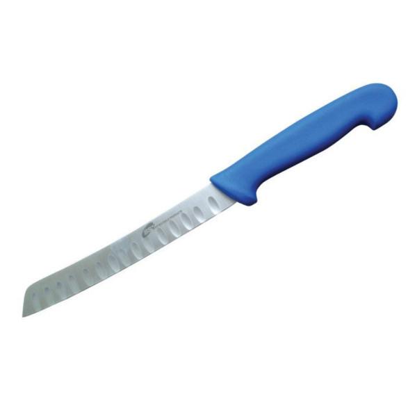 Brotmesser detektierbar mit 20 cm Fugenklinge