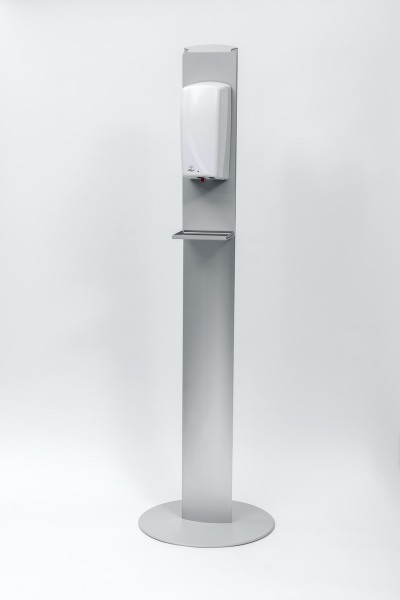 Stand-Desinfektionsmittelspender No-Touch (gerade Ausführung)