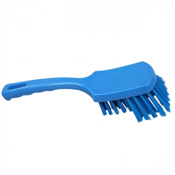 Stielbürste breit hart mit Bart