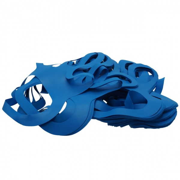 Handschuhe Spanner detektierbar in blau - 100 Stück